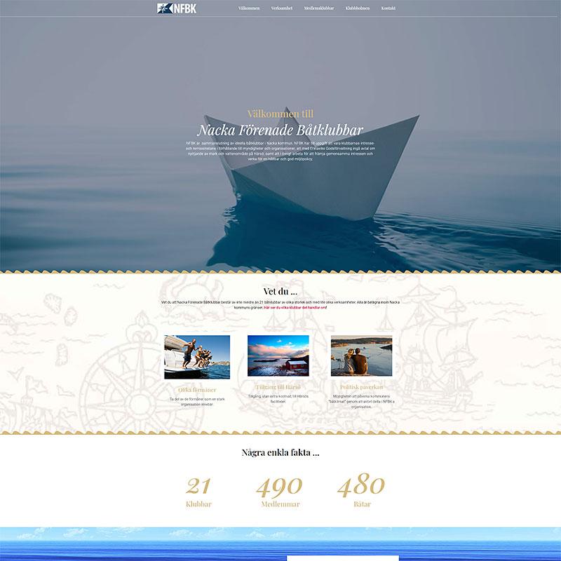 Nacka Förenade Båtklubbar